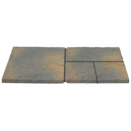 Patio paving kits random pattern: winter 5.63mtr2 random pattern