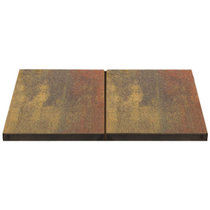 400mm x 400mm paving slabs: rustic smooth slab 400mm x 400mm x 40mm
