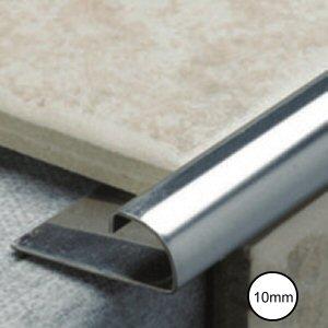 Metal Tile Trim 10mm Darlaston Builders Merchants