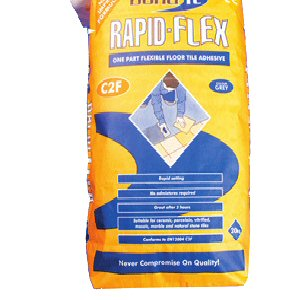 Rapid Flex Floor And Wall Tile Adhesive