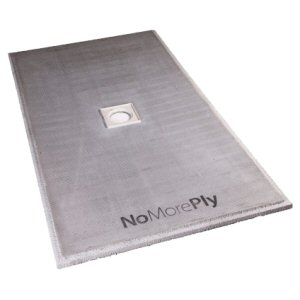 Shower Tray Kit 1600mm X 900mm End Waste