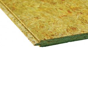 Timber sheet: osb3 flooring 18mm t and g 2400 x 600 x 18mm