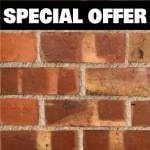 Special offer bricks