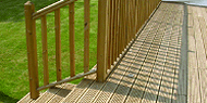 Cheap decking